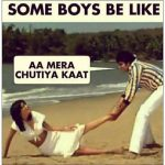 Some Boys be like – Funny Photo for Facebook