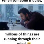 When Someone is qoute – Heart Touching Quote Photo