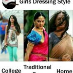 Girls Dressing Style – Funny Photo for Girls