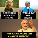 Aur Kitne Ache Din – Funny Photo for WhatsApp