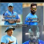 After the Series – Cricket Funny Pic