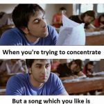 Examination Funny Photo – Ranbir Kapoor Funny Photo