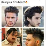 Funny Hairstyle Photo