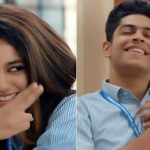 Priya Prakash Varrier & Roshan Video